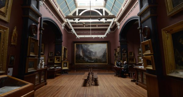 St. Johnsbury Athenaeum Interior4