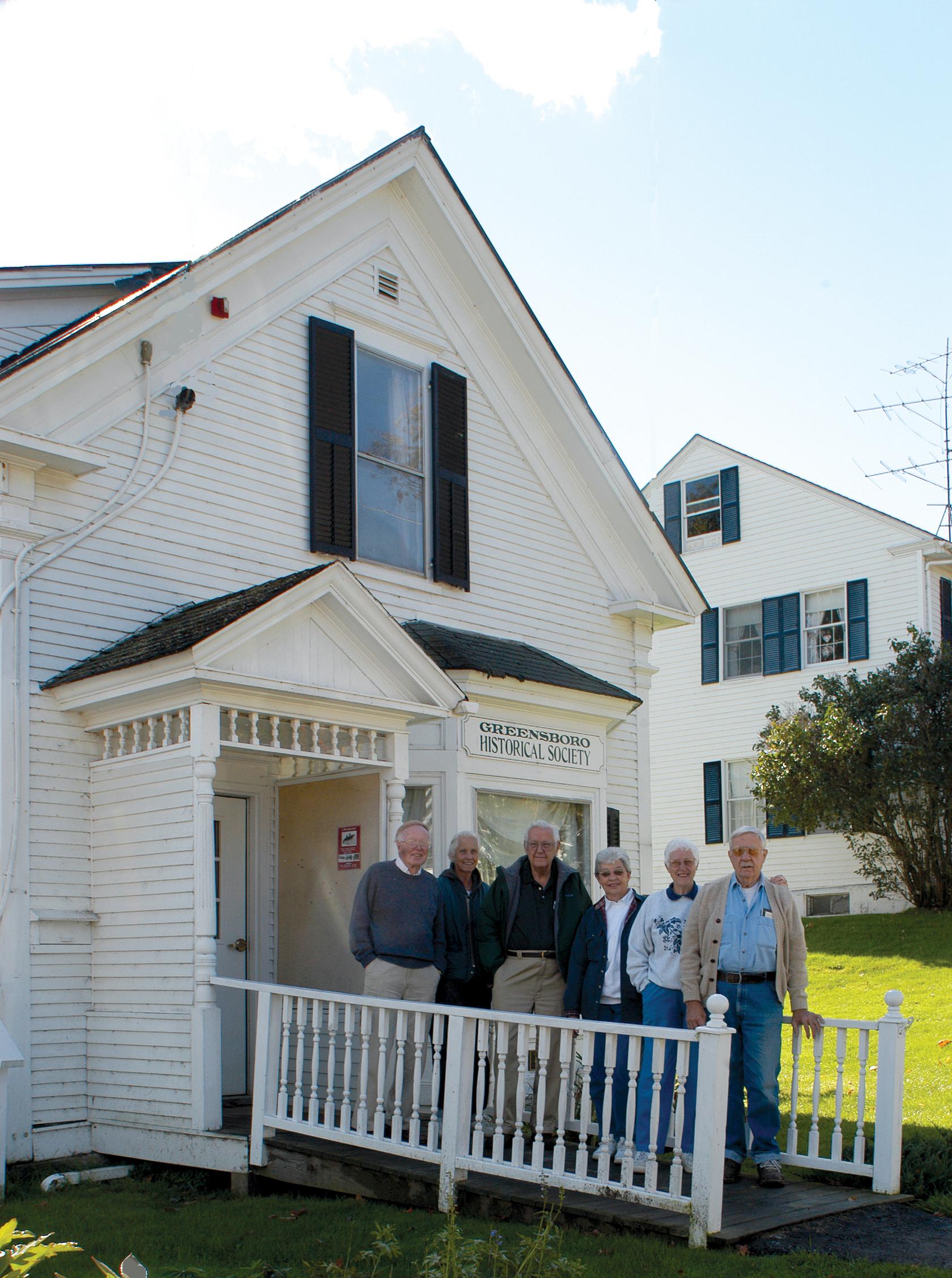 Greensboro Historical Society