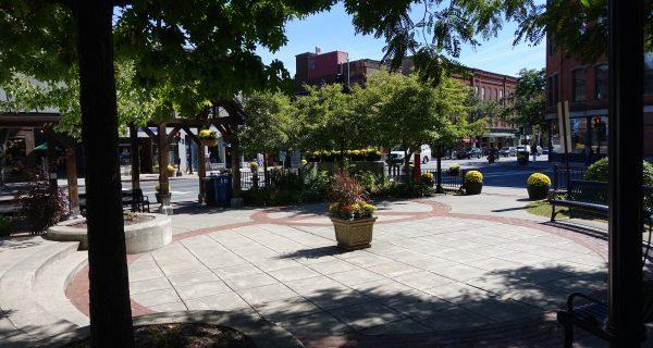 Brattleboro Main Street Plaza