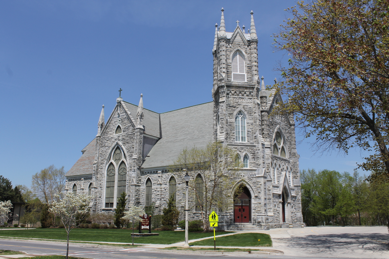 St. Francis De Sales Church, Bennington
