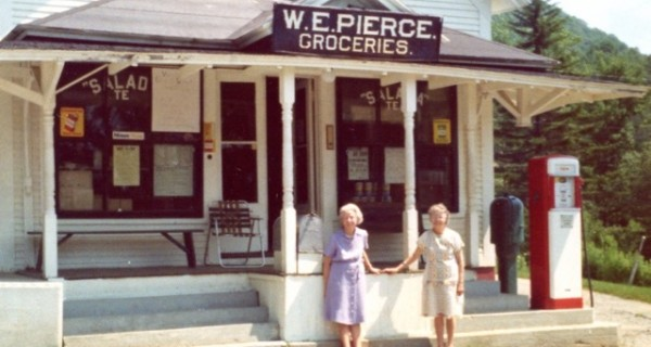 The Pierce's 1972, Shrewsbury