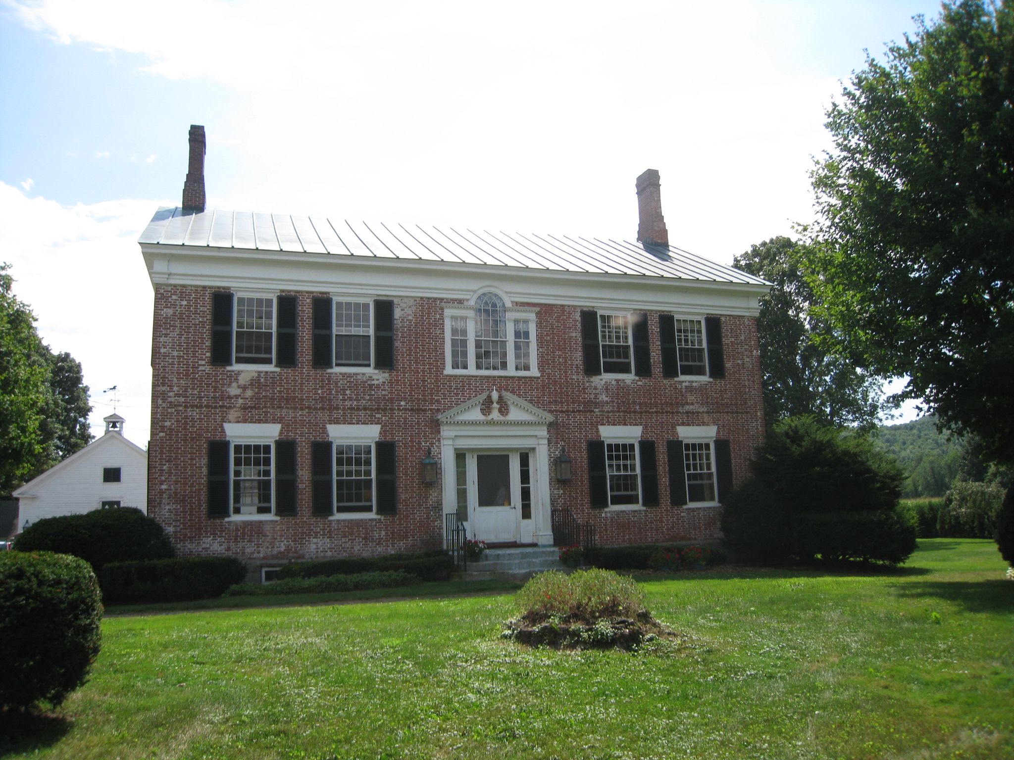 Jericho, Governor Chittenden House