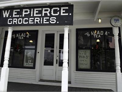 W.E. Pierce Store In North Shrewsbury, Vt. | Boston.com