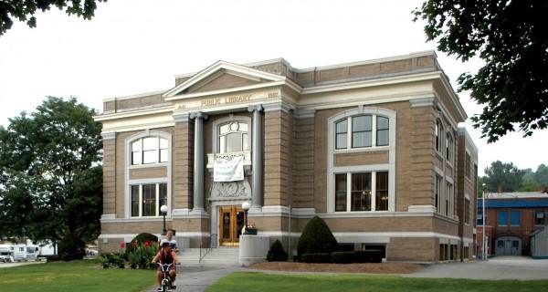 Barre Aldrich Public Library