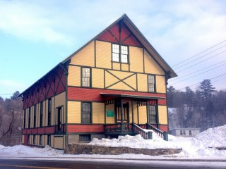Bloomfield Town Hall, Bloomfield, VT: 2014 PTV Award Winner