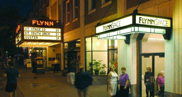 Burlington Flynn Theatre