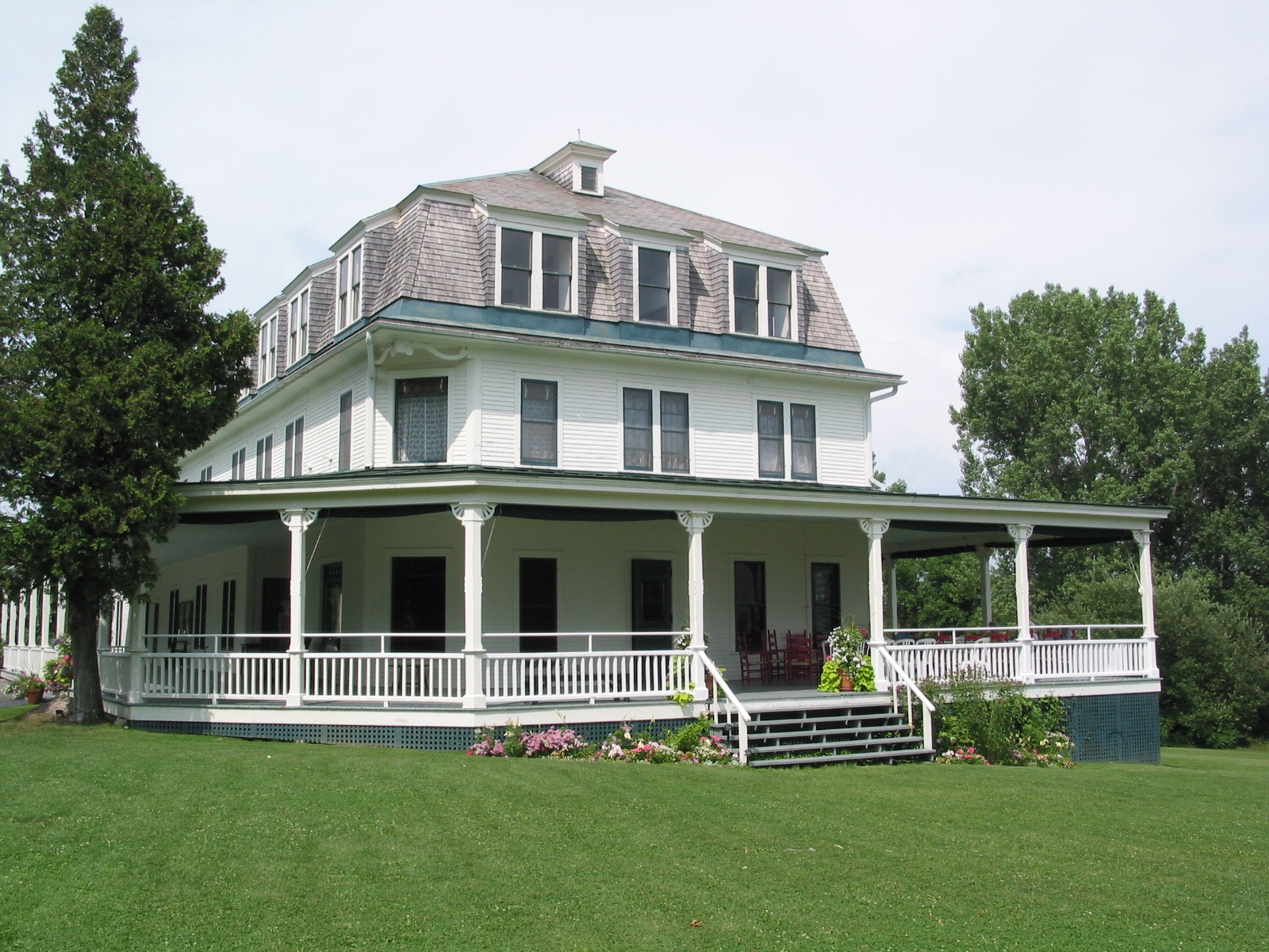 Grand Isle Lake House, Grand Isle