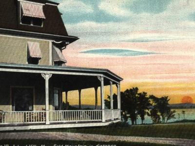 1903-1956: The Island Villa Hotel