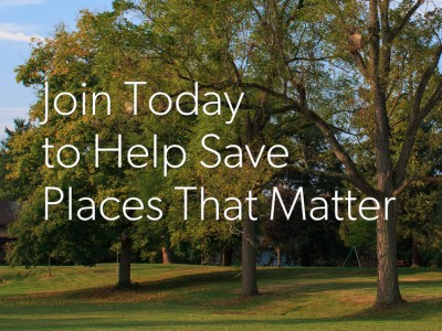 (17) Join The National Trust For Historic Preservation.