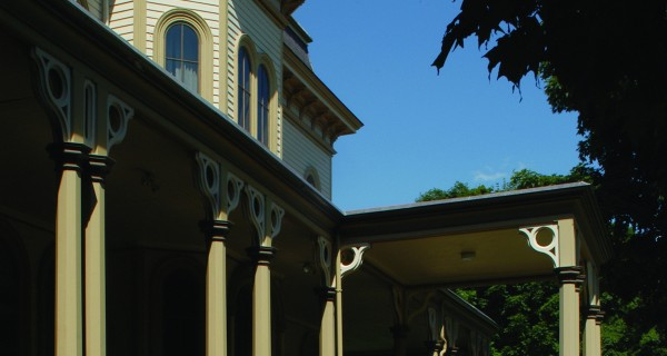 Park McCullough House, North Bennington, VT
