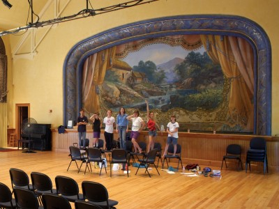 Lessons Learned From A Local Project By Gerianne Smart, President, Friends Of The Vergennes Opera House