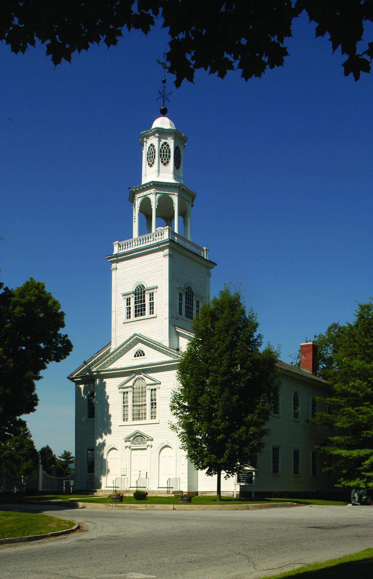 Bennington First Congregational Church