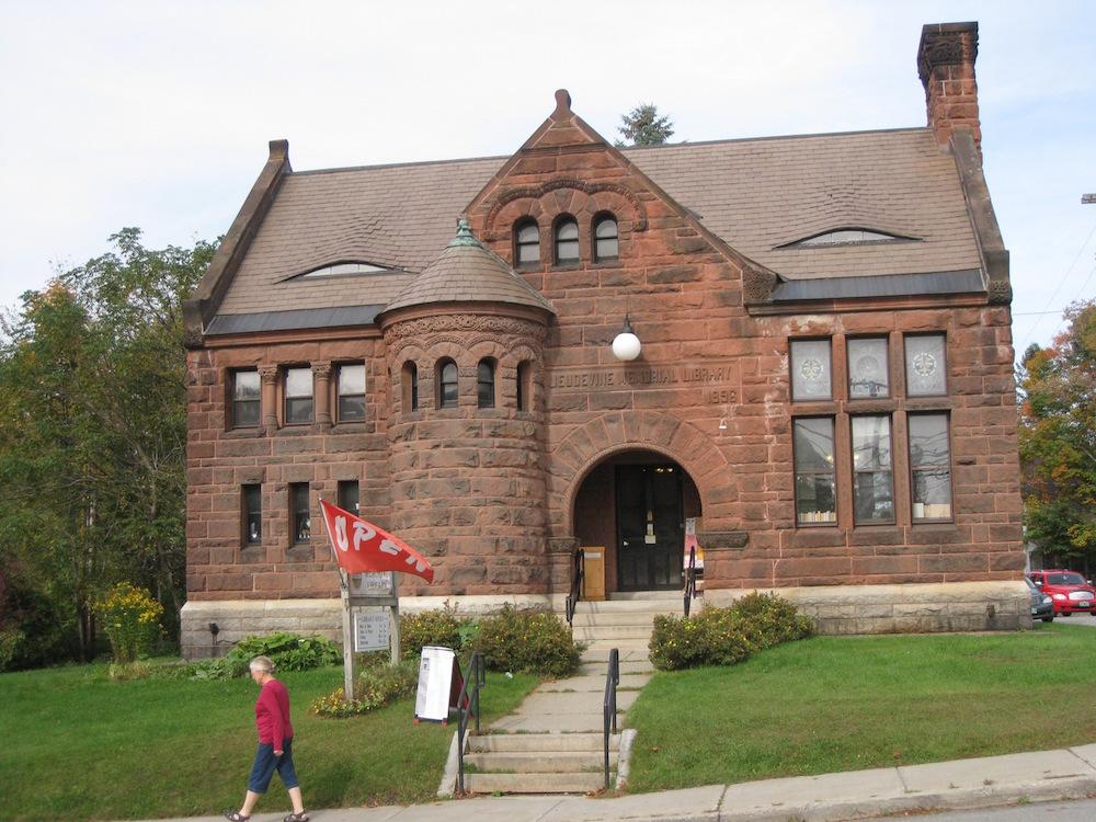 Hardwick Jeudevine Library