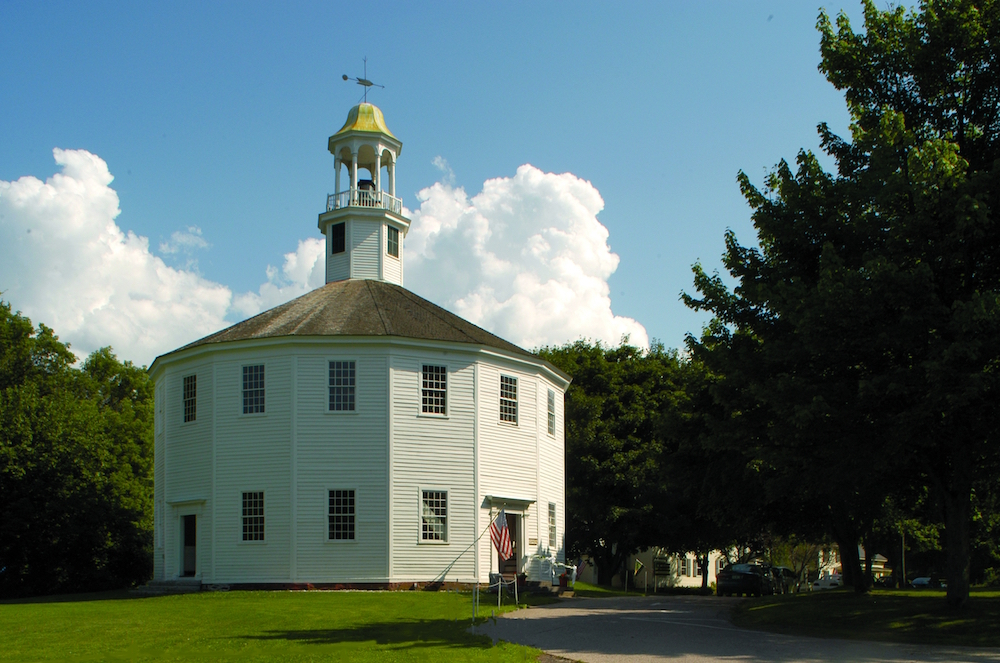 Round Church Steeple, Richmond