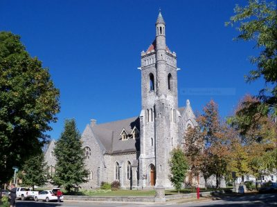 North Congregational Church, St. Johnsbury