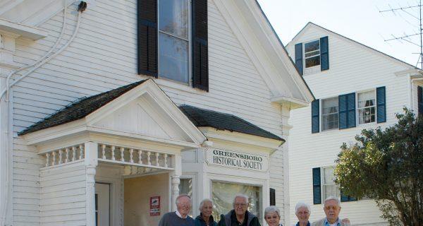 2009 Greensboro Historical Society