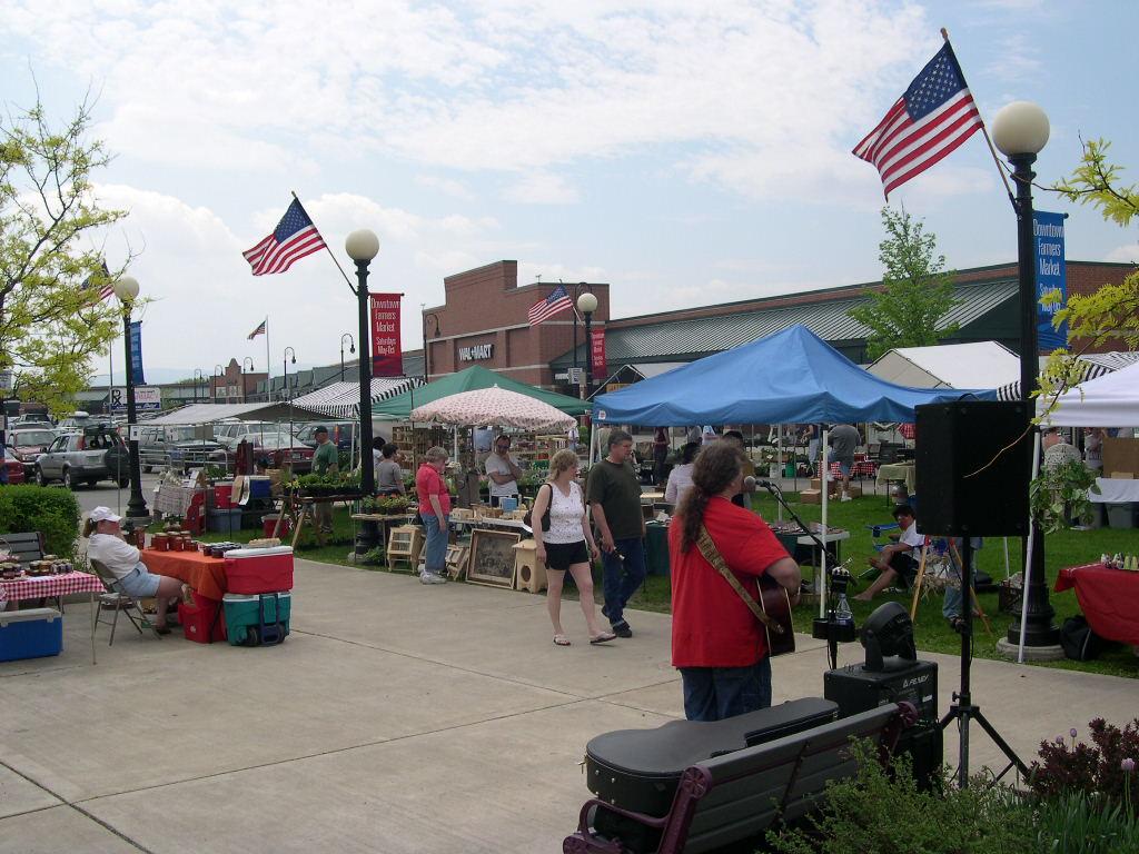 Downtown Rutland Farmers Market 2