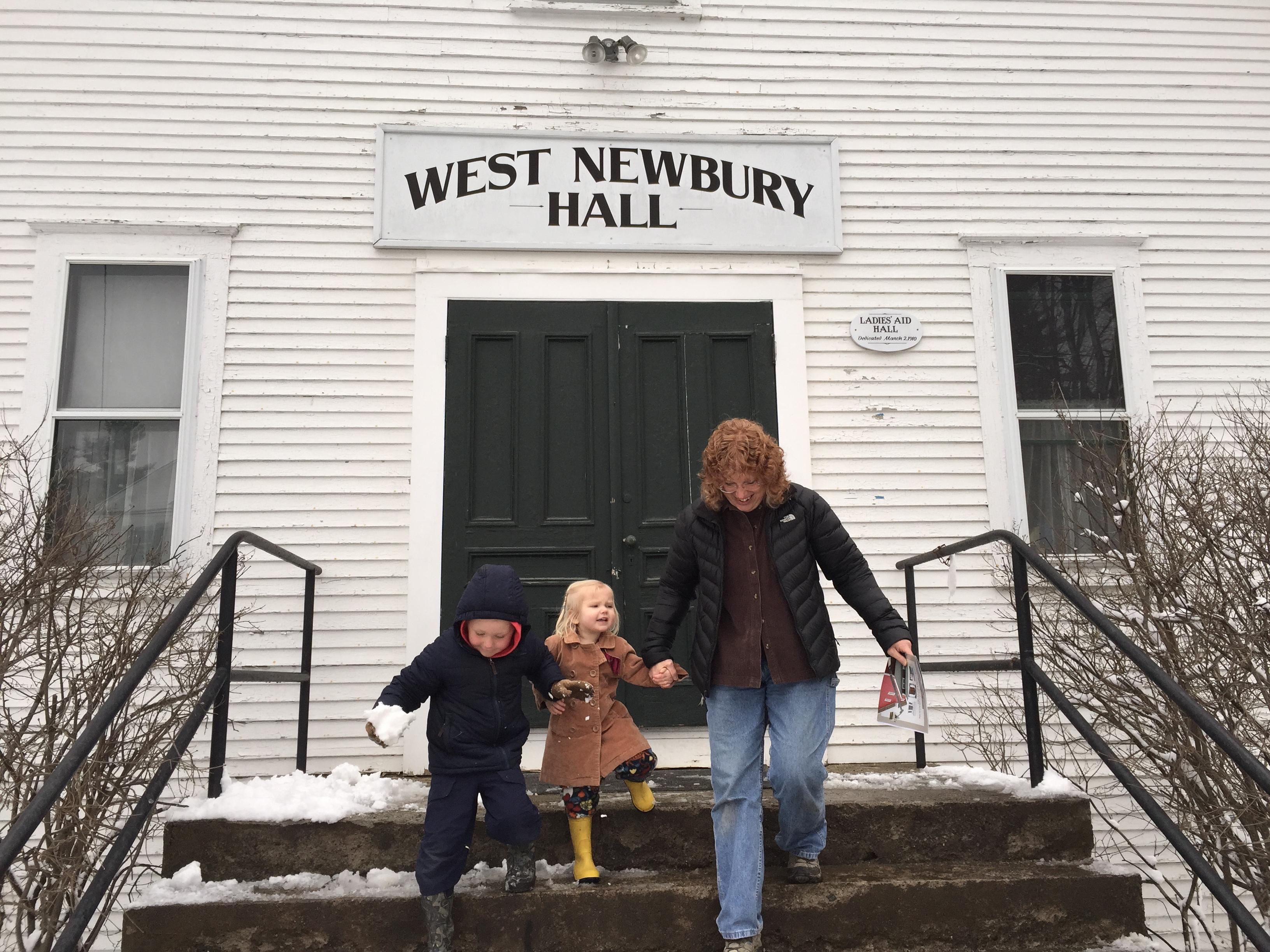 West Newbury Town Hall