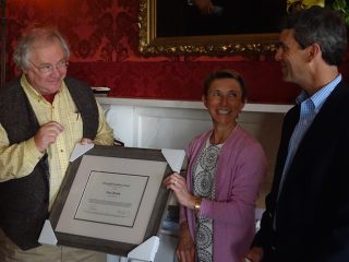 Pizzagalli Excellence Award Give To Paul Bruhn
