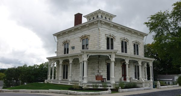 Adams House, Fair Haven
