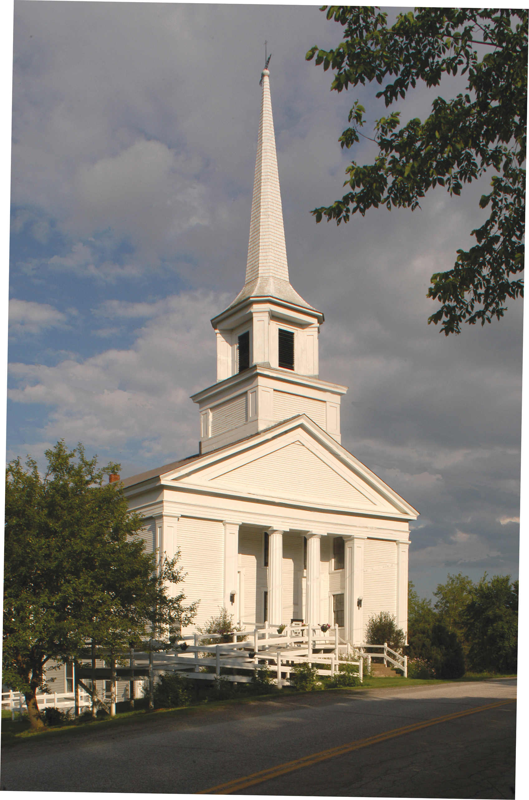 First Congregational Church, Brookfield