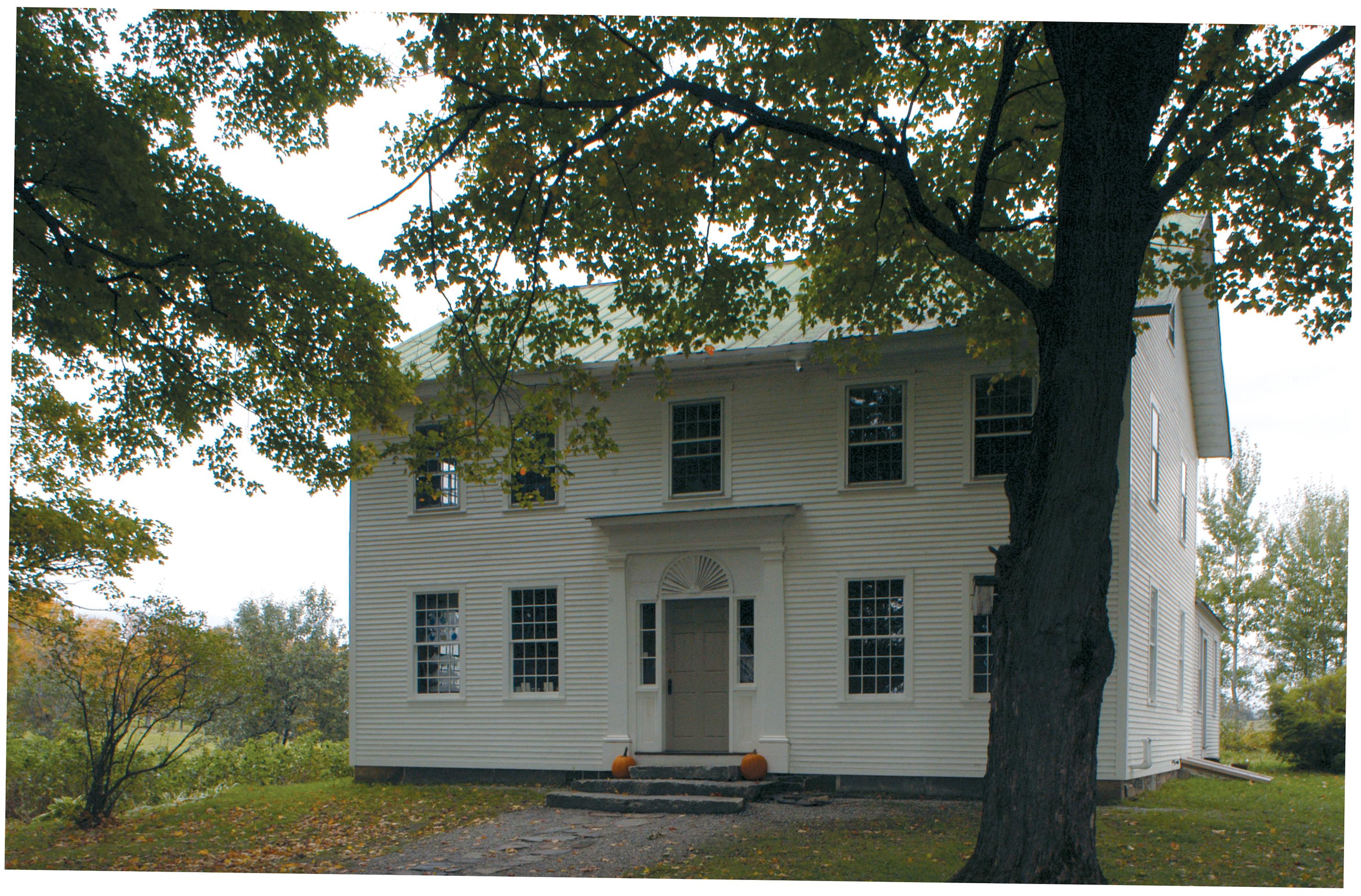 Alexander Twighlight House, Brownington
