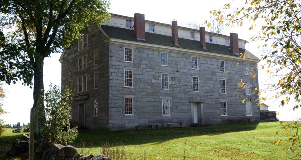 Brownington Old Stone House Museum