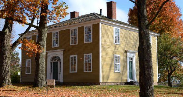 Brownington Samuel Read Hall House1