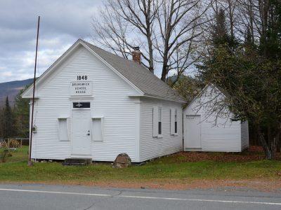 Schoolhouse, Brunswick