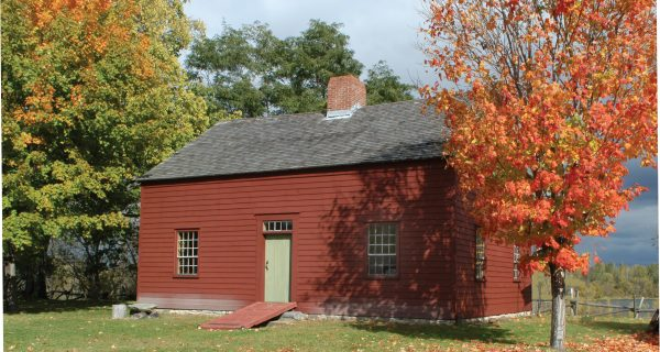 Burlington Ethan Allen Homestead