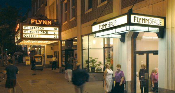 Burlington Flynn Theatre