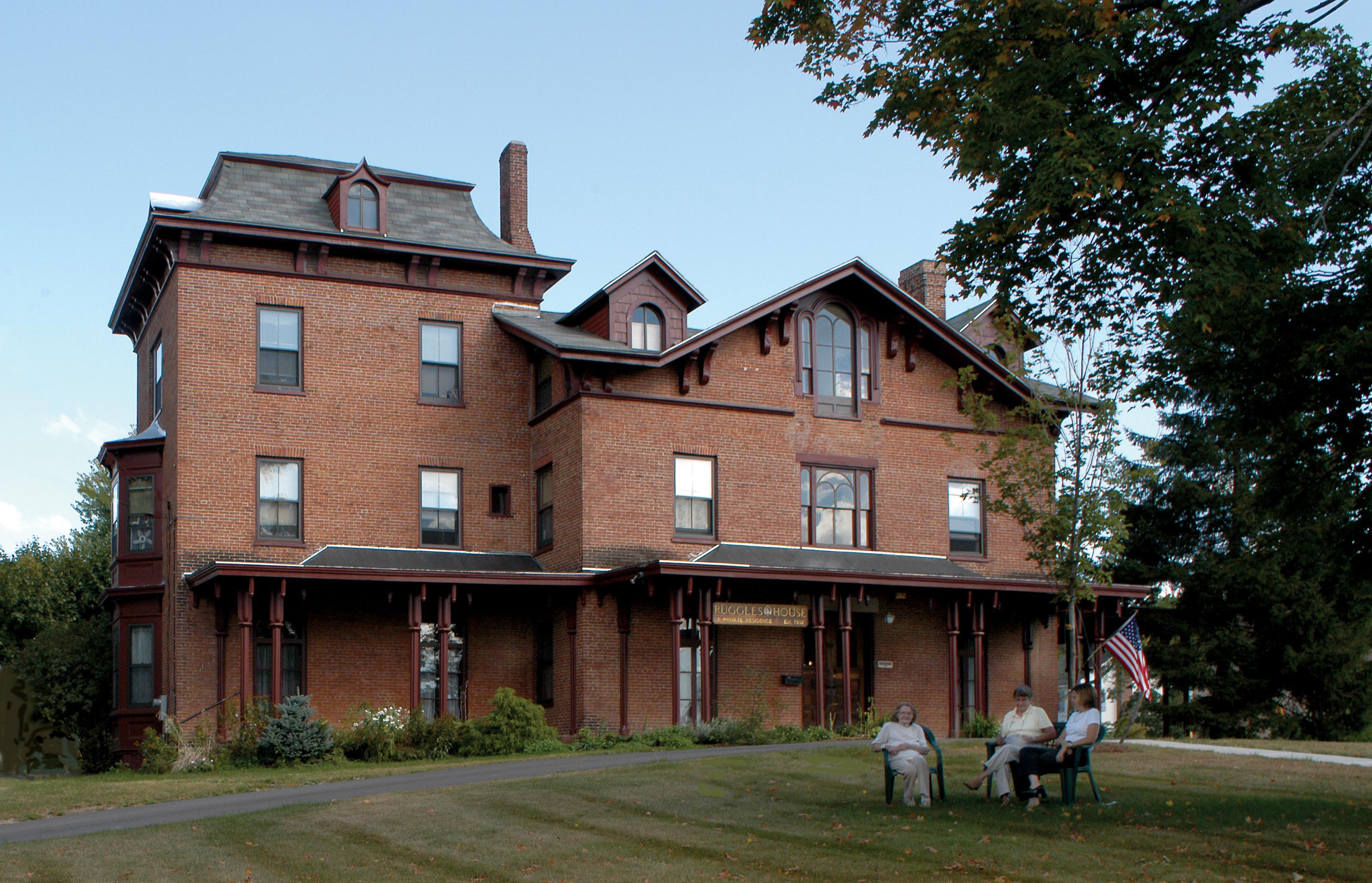 Burlington Ruggles House