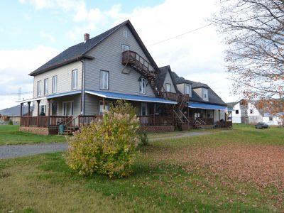Harvey Farmhouse, Canaan