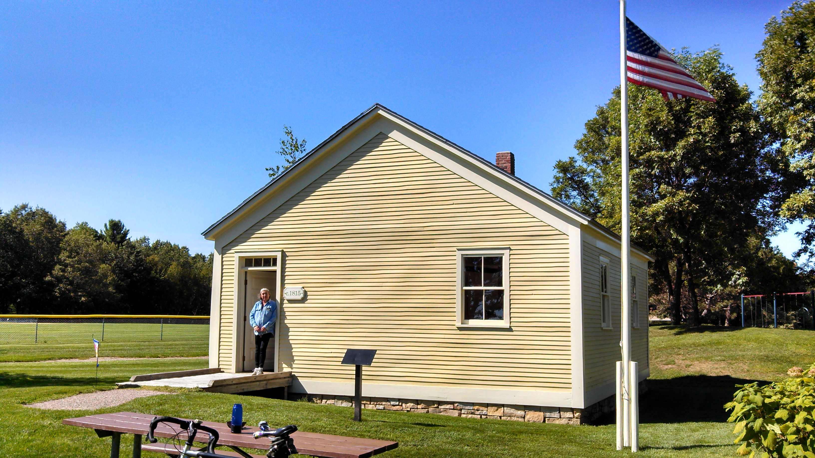Colchester Schoolhouse