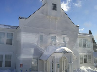Craftsbury Academy, Craftsbury Common