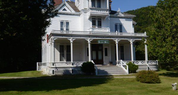 Cuttingsville Laurel Hall Bowman Mansion
