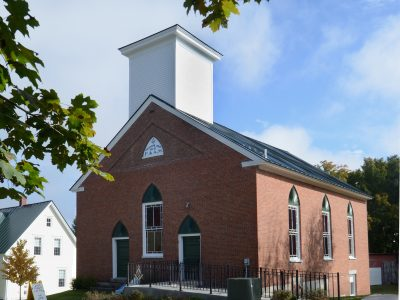 Green Project-Masonic Hall, Danville