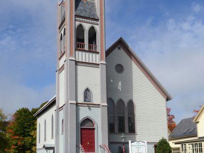 Green Project–Methodist Church, Danville