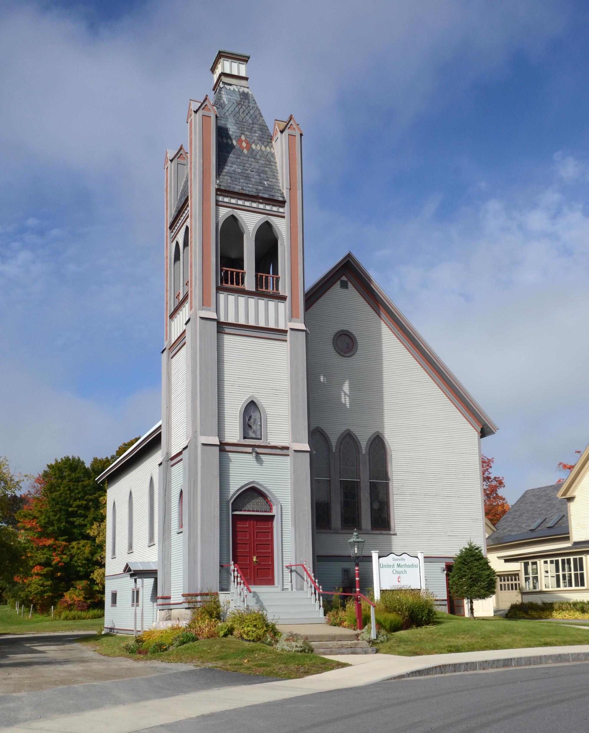 Danville Green Project Methodist Church