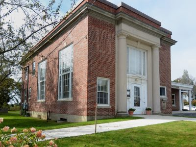 Green Project–The Pope Library/Passumpsic Bank, Danville