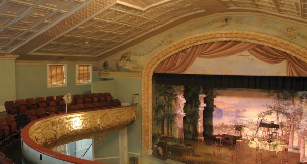 Derby Line Haskell Opera House Interior