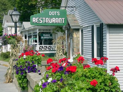 Dot's Restaurant, Wilmington, VT