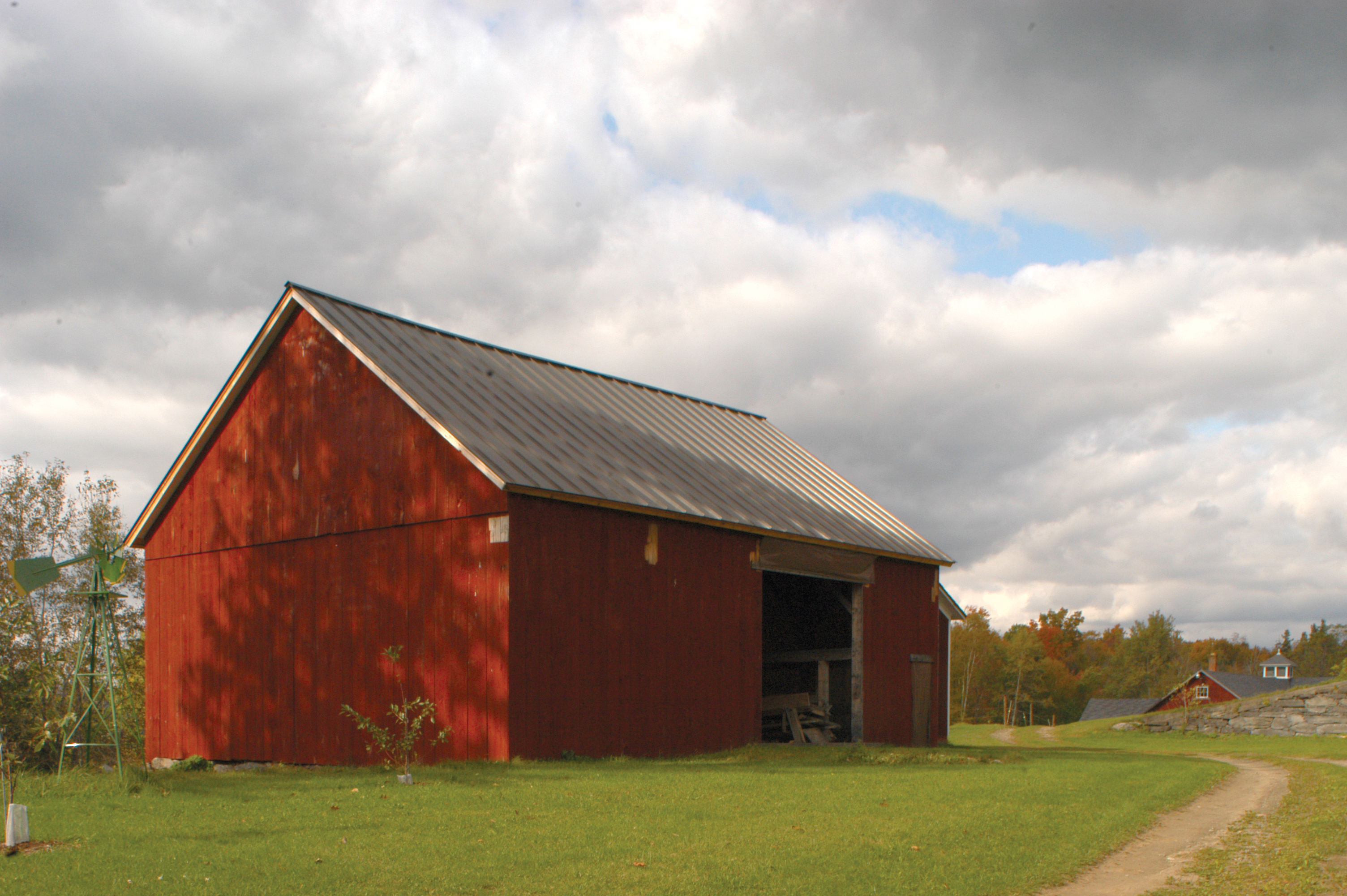 East Burke Fairbanks Museum Barn