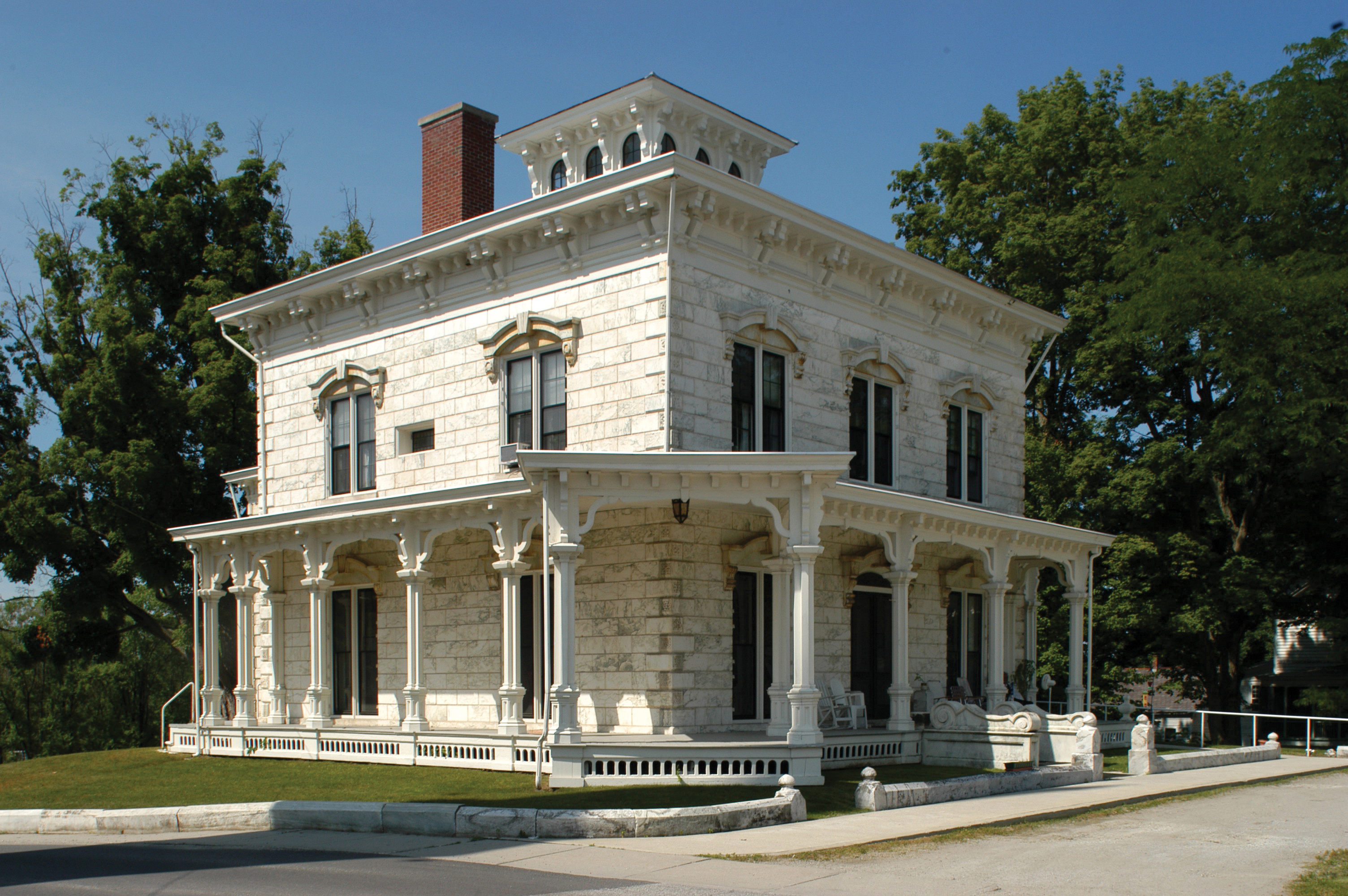 Marble House, Fair Haven