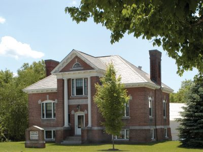 Haston Library & Town Offices, Franklin