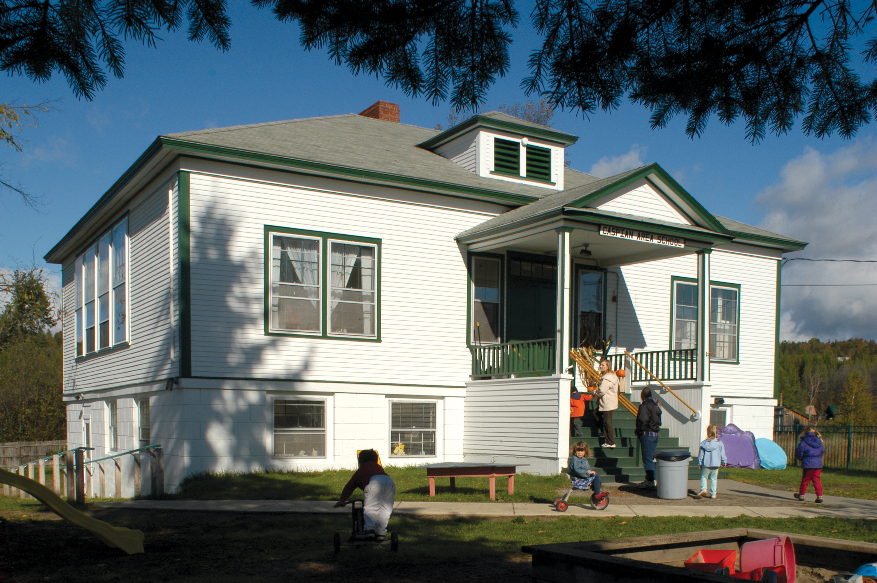 Childcare Center, Greensboro Bend