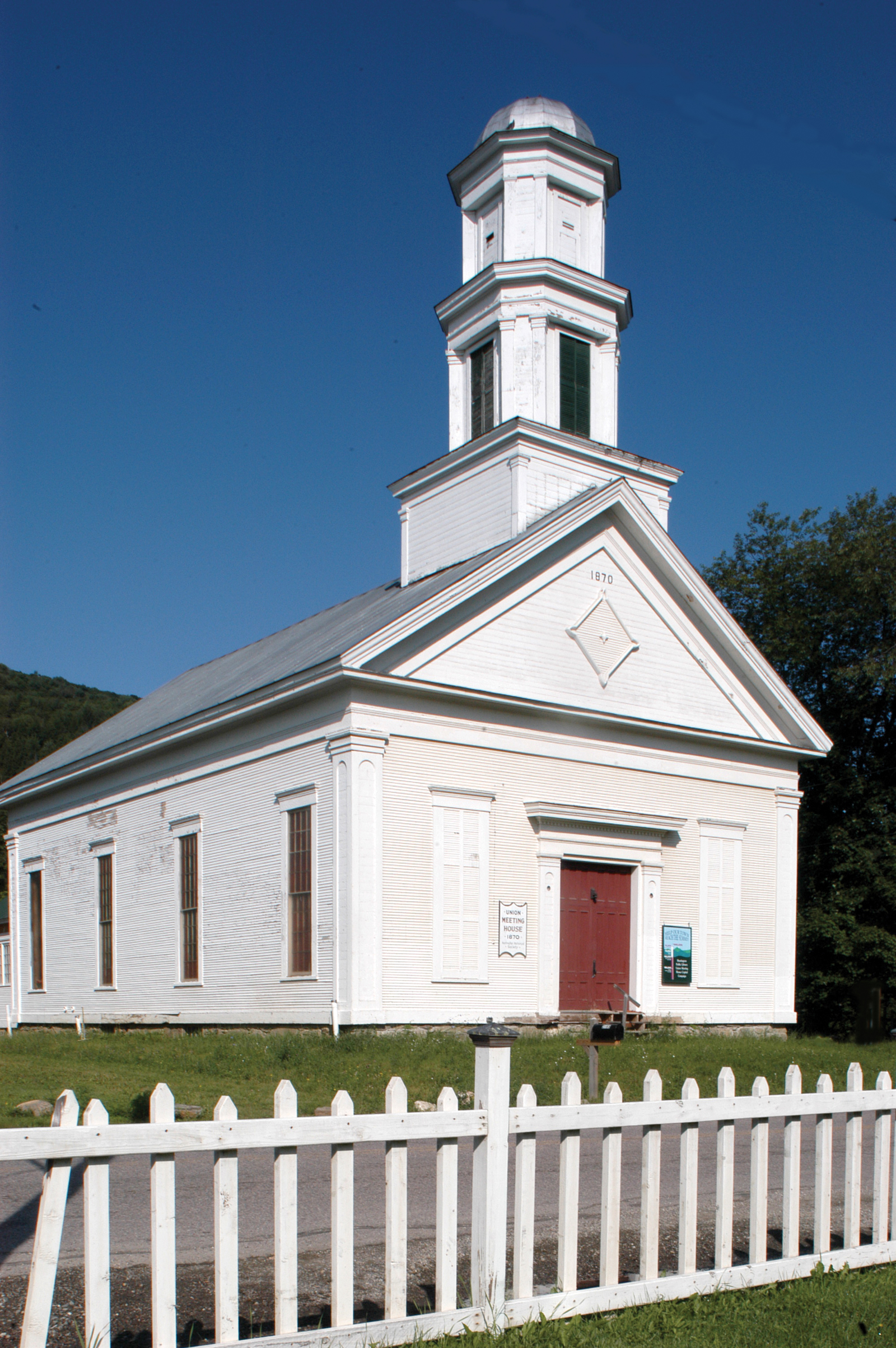 Huntington Meeting House