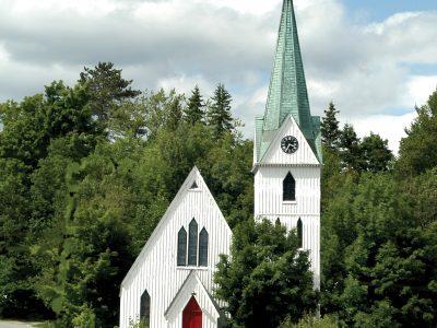 Christ Church, Island Pond
