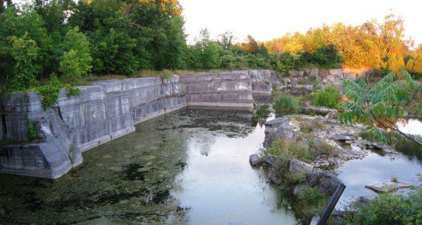 Isle LaMotte Quarry1, Grand Isle County