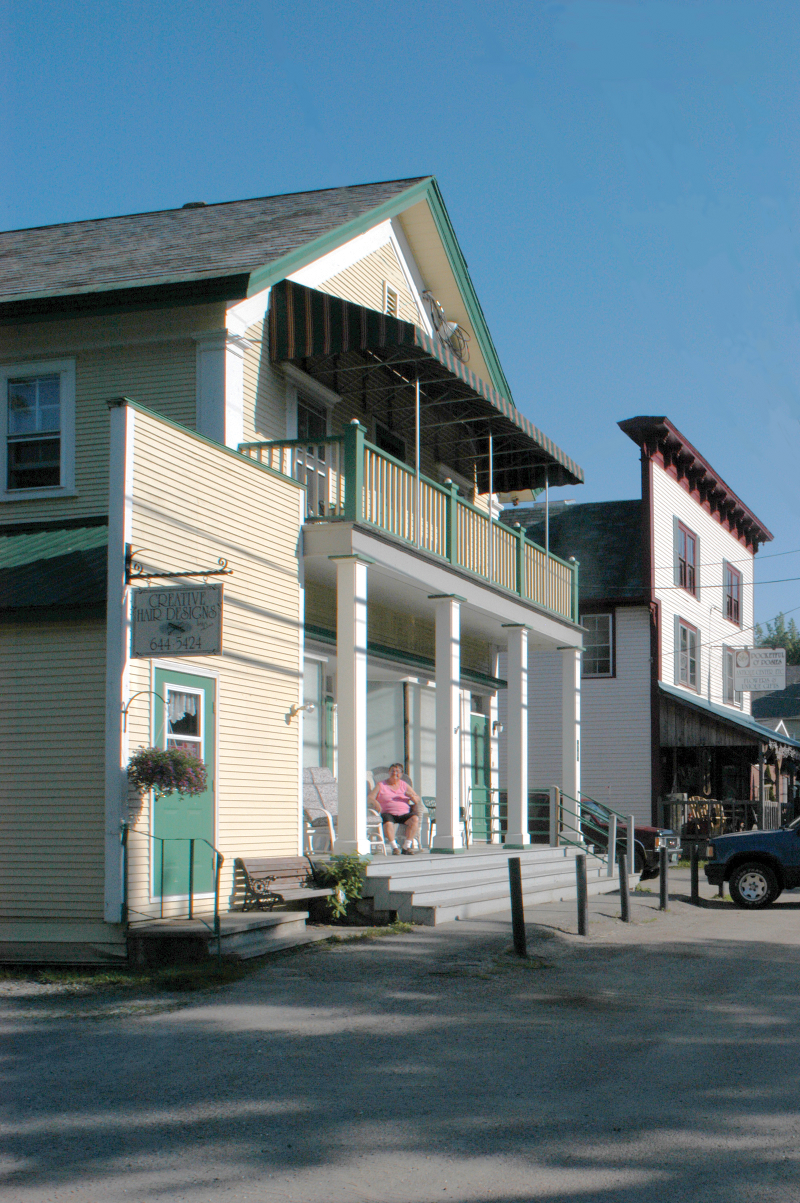 Jeffersonville Brewster River Housing
